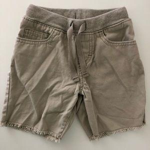 Wrangler boys cut off shorts